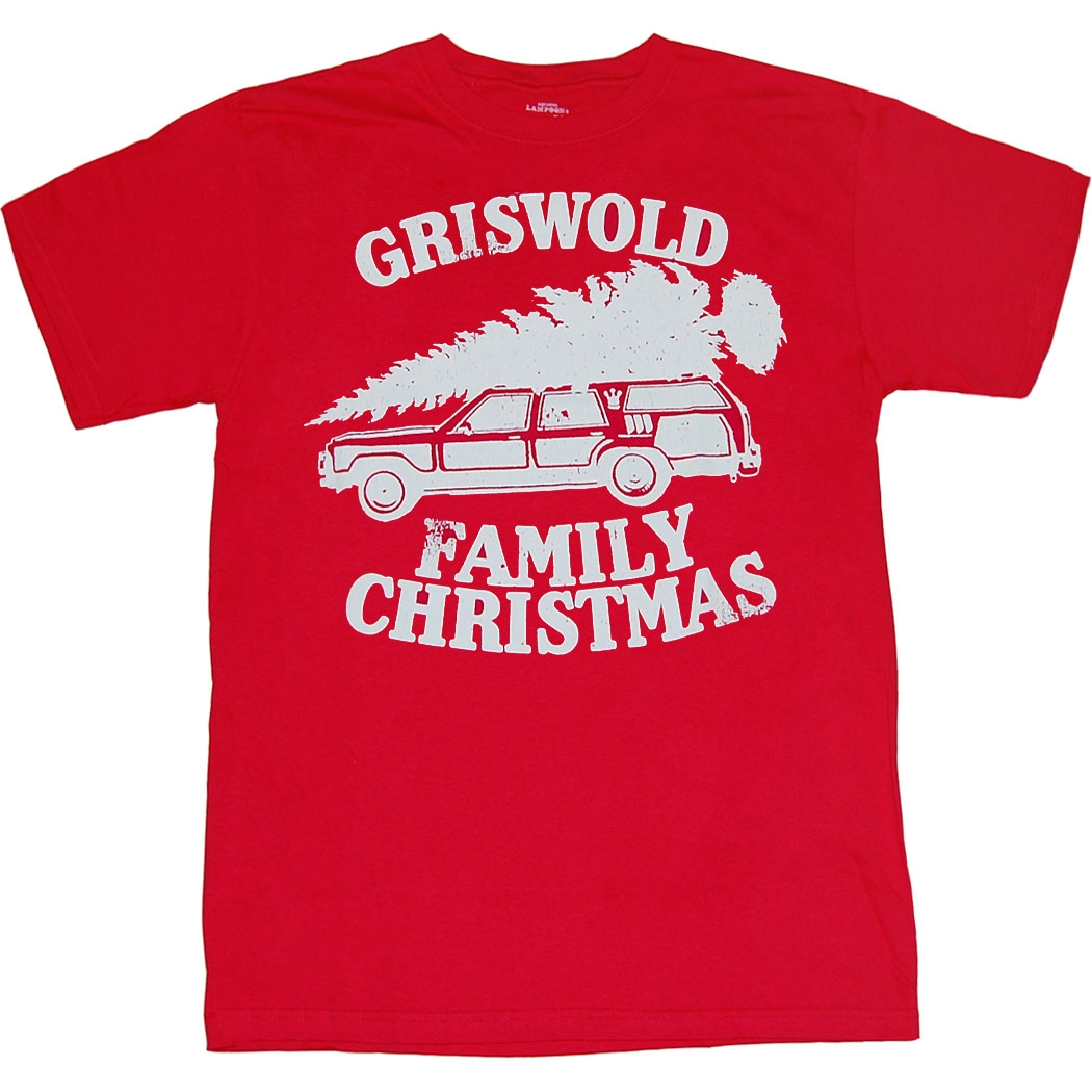 Griswold Family Vacation T Shirt
