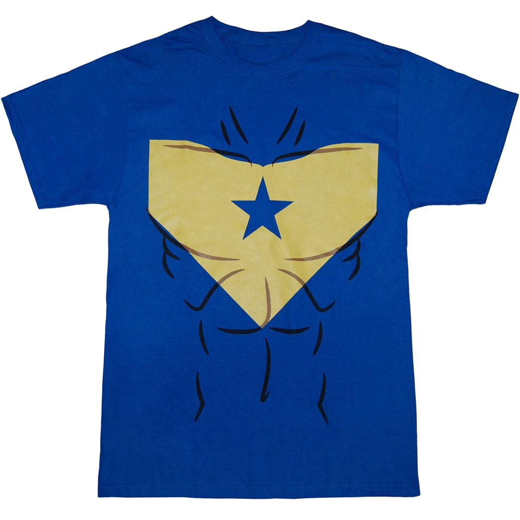 Booster Gold Costume T-Shirt