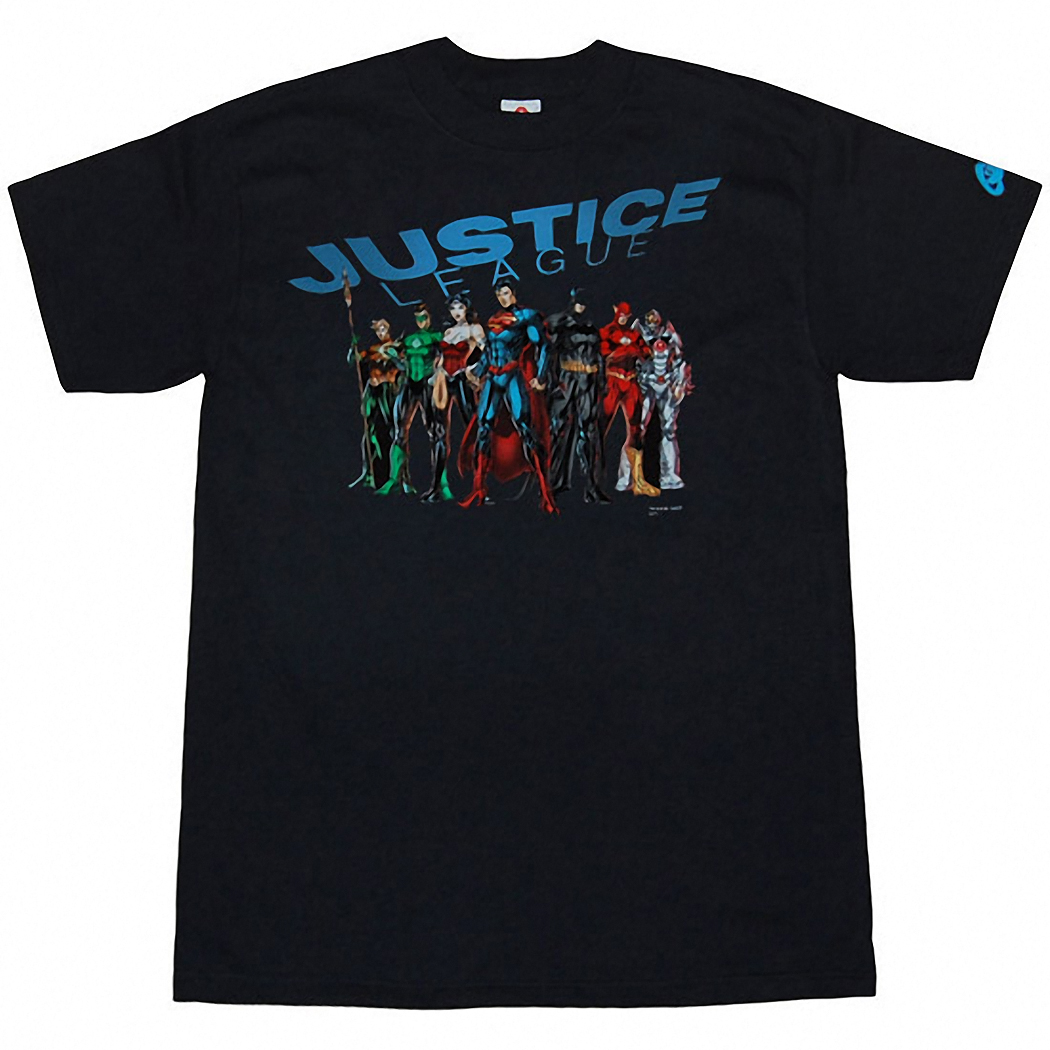 Justice League New 52 T-Shirt