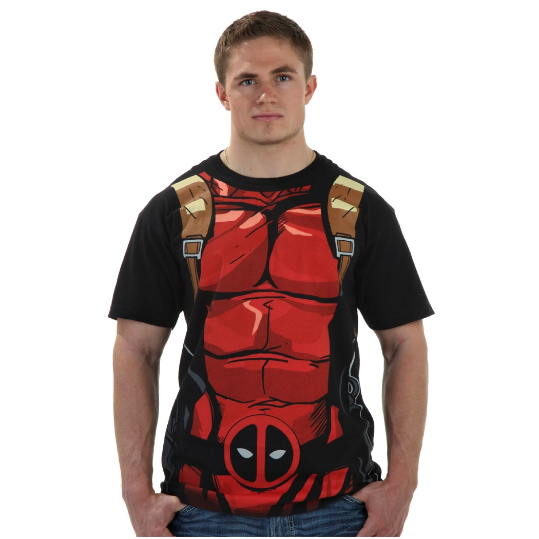 I Am Deadpool Costume T-Shirt