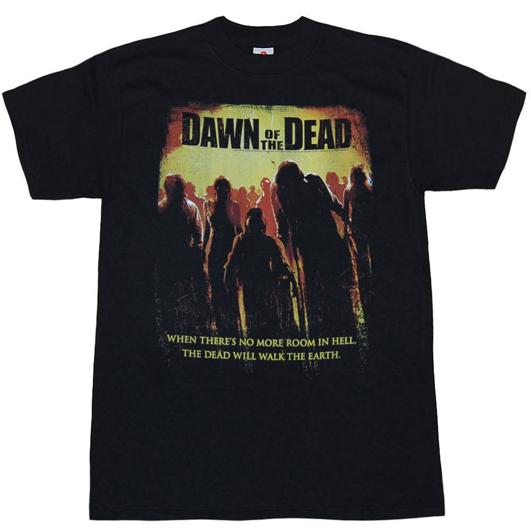 Dawn of the Dead Walking Dead T-Shirt
