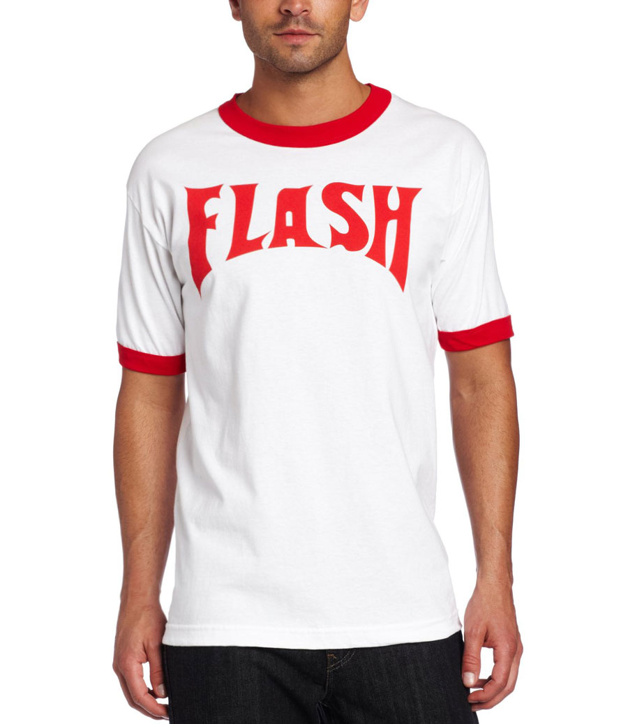 Flash Gordon Logo Costume T-Shirt