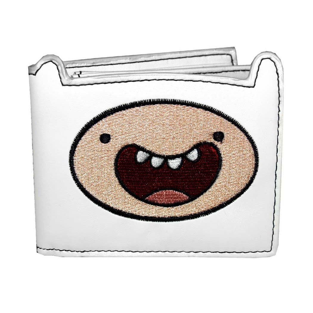 Adventure Time Finn Die Cut  Wallet