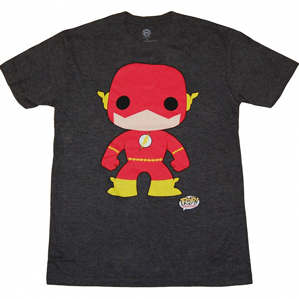 Funko Flash Character T-Shirt