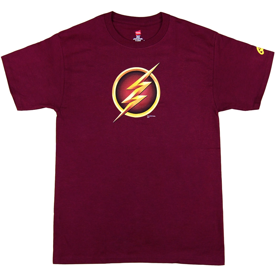 Flash TV Show Symbol T-Shirt
