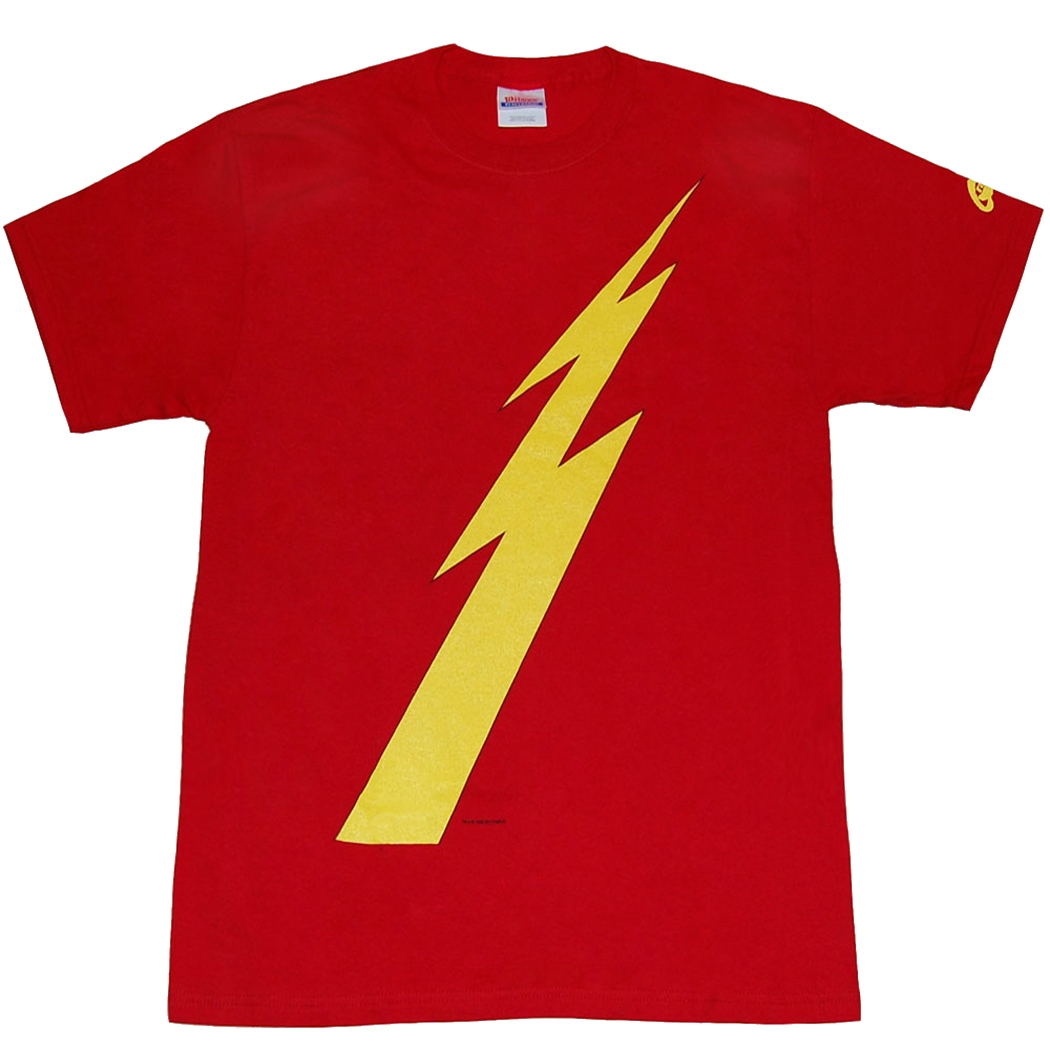 Golden Age Flash Symbol T-Shirt