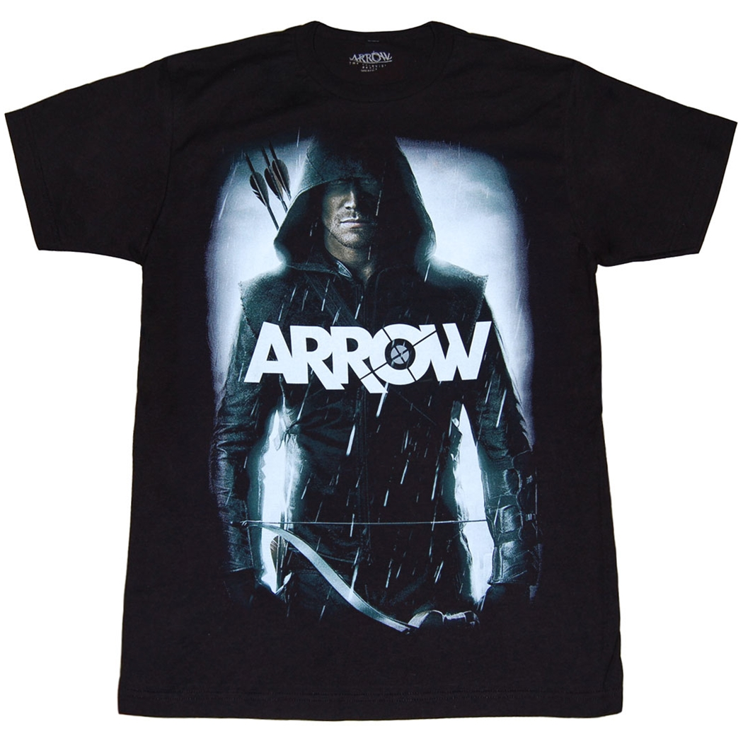 Green Arrow Live Action T-Shirt