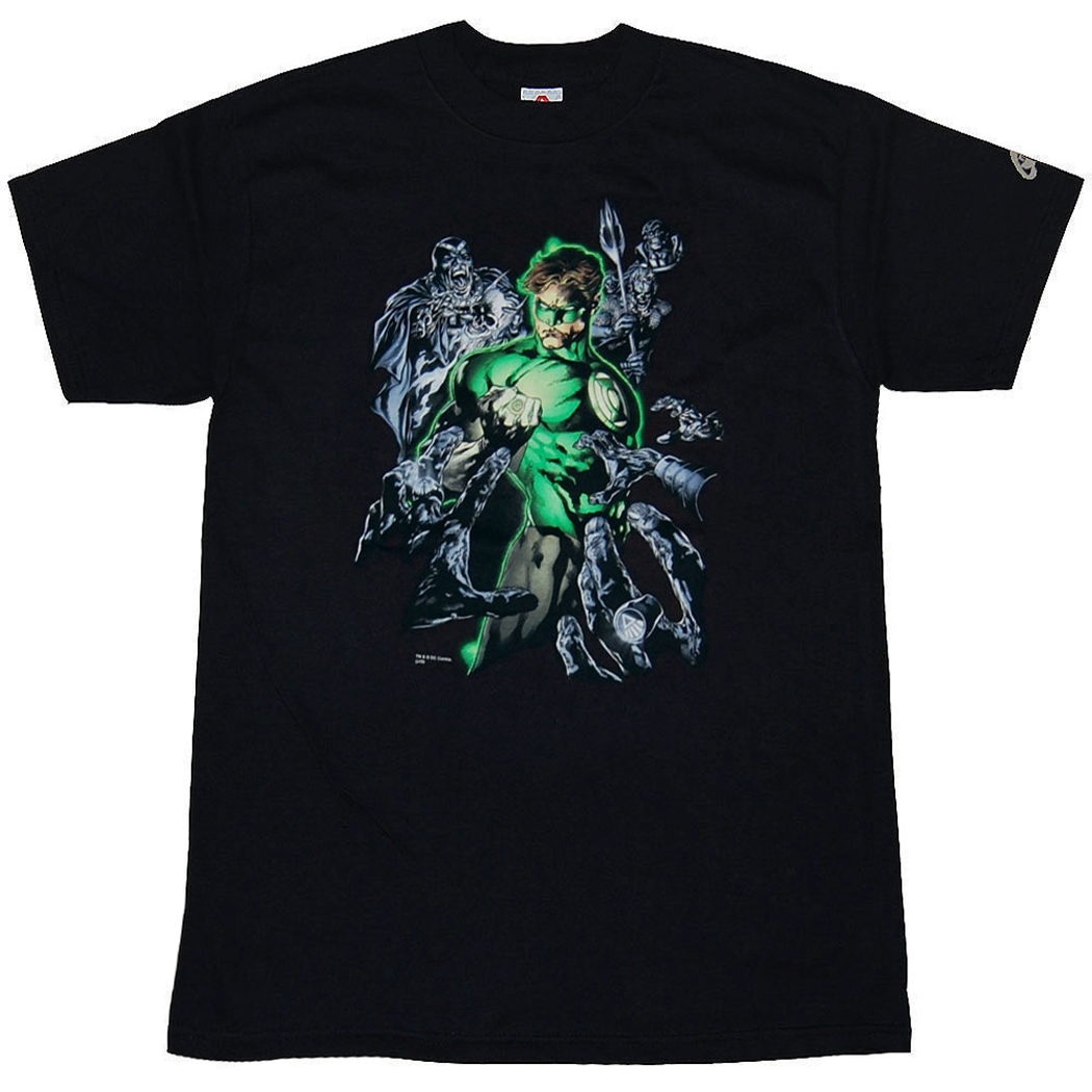 Blackest Night Green Lantern T-Shirt
