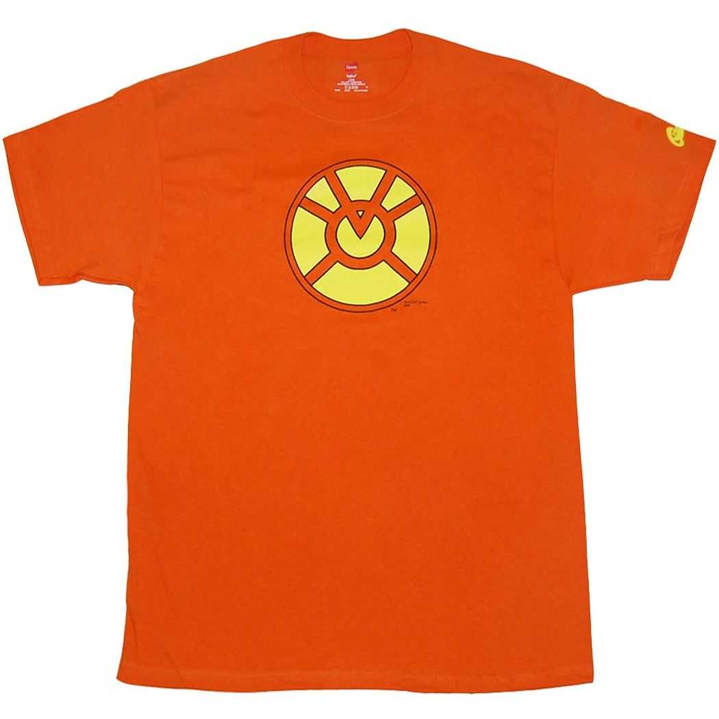 Orange Lantern Corp Logo T-Shirt