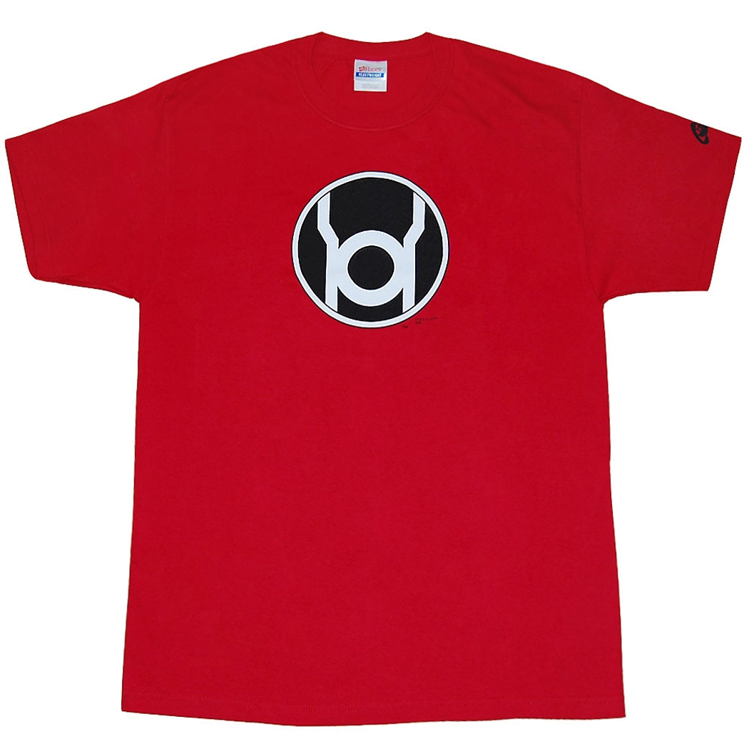 Red Lantern Corps Logo T-Shirt
