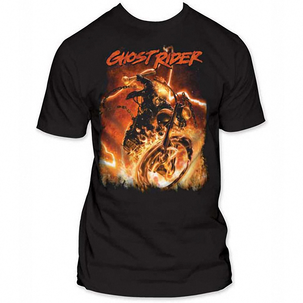 Ghost Rider Hell Rider T-Shirt