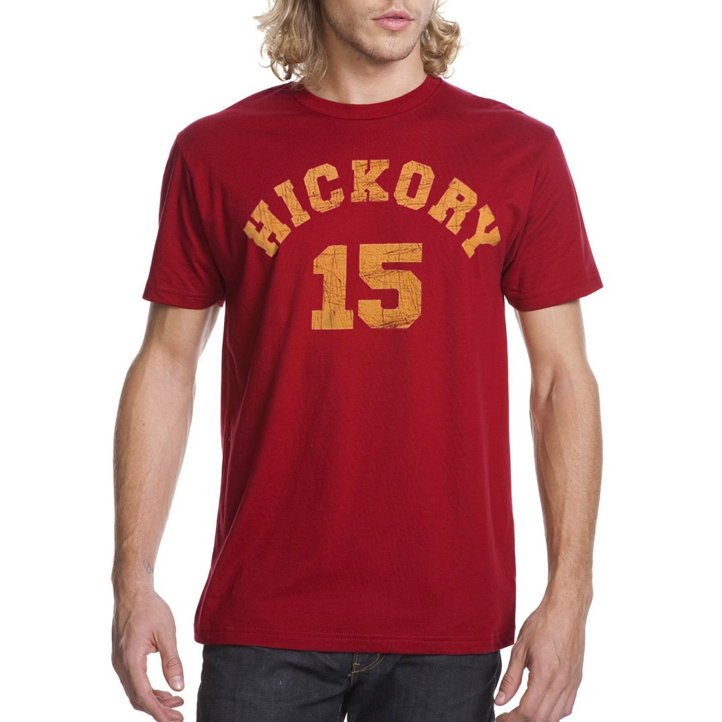 Hoosiers Hickory 15 Jimmy Chitwood T-Shirt