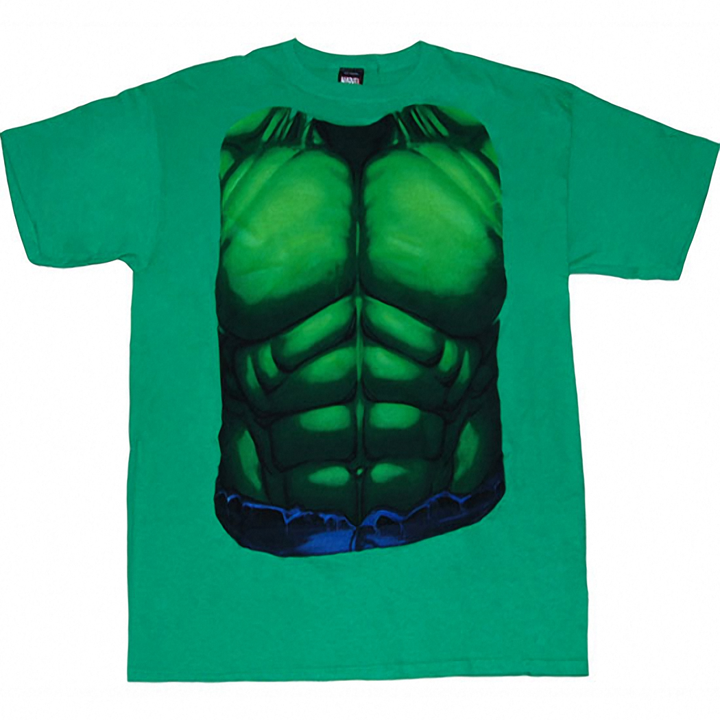 Incredible Hulk Smash Costume T-Shirt