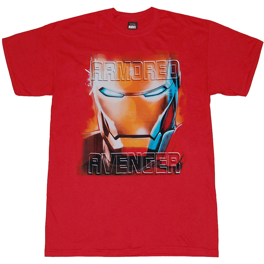 Iron Man Armored Avenger T-Shirt