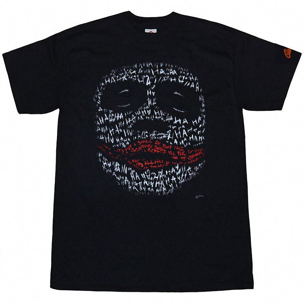 Joker Text T-Shirt