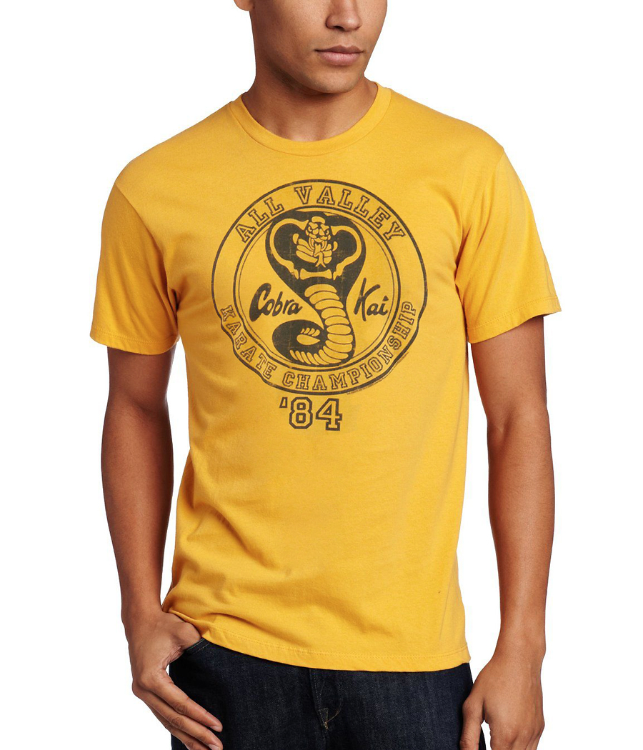 Karate Kid Championship '84  T-Shirt