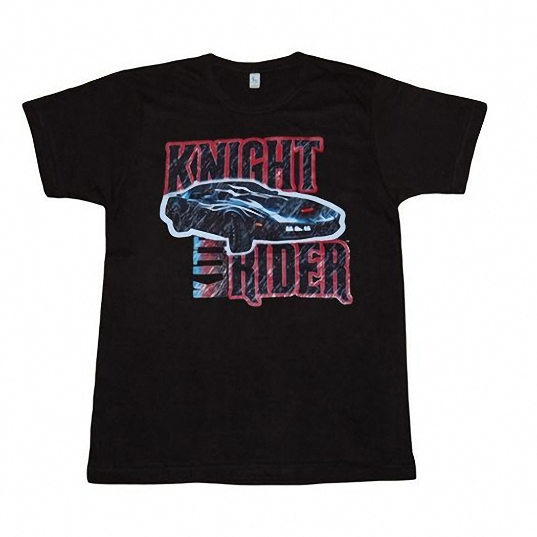 Knight Rider Kitt T-Shirt