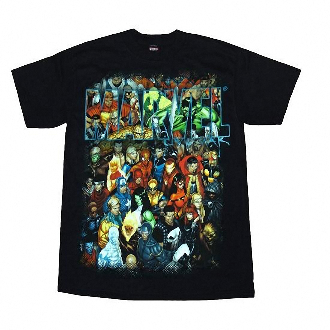 Marvel Group Universe Shirt