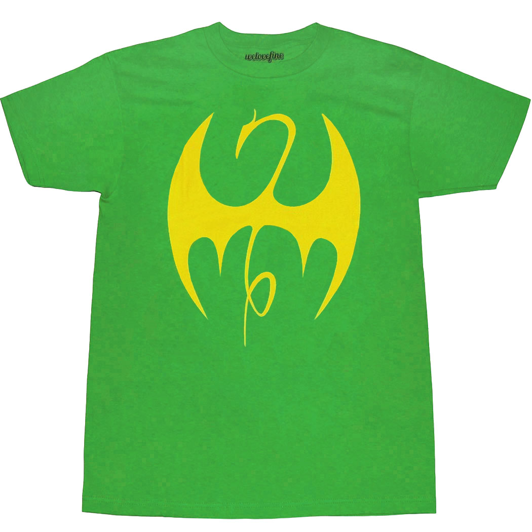 Iron Fist Symbol T-Shirt