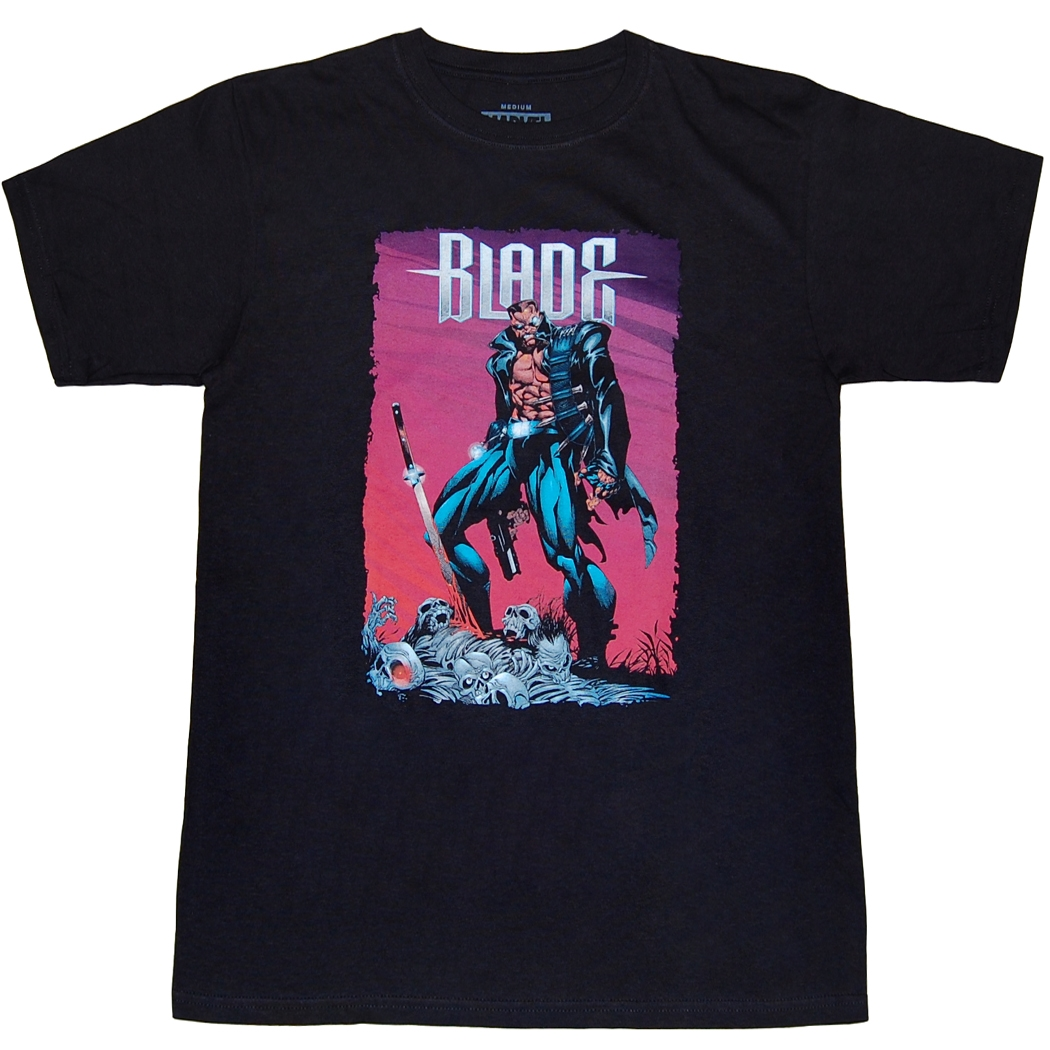 Blade Vampire Hunter T-Shirt