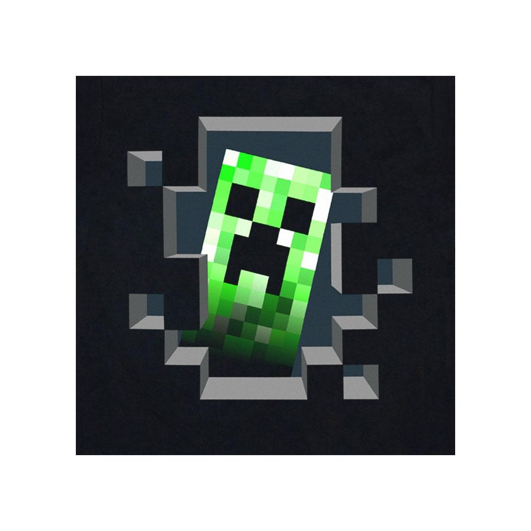 Minecraft Creeper Logo Minecraft Shirts Minecraft Creeper Inside