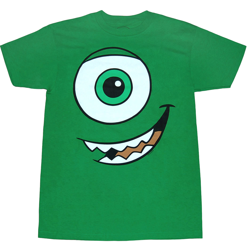 Monsters Inc I Am Mike T-Shirt