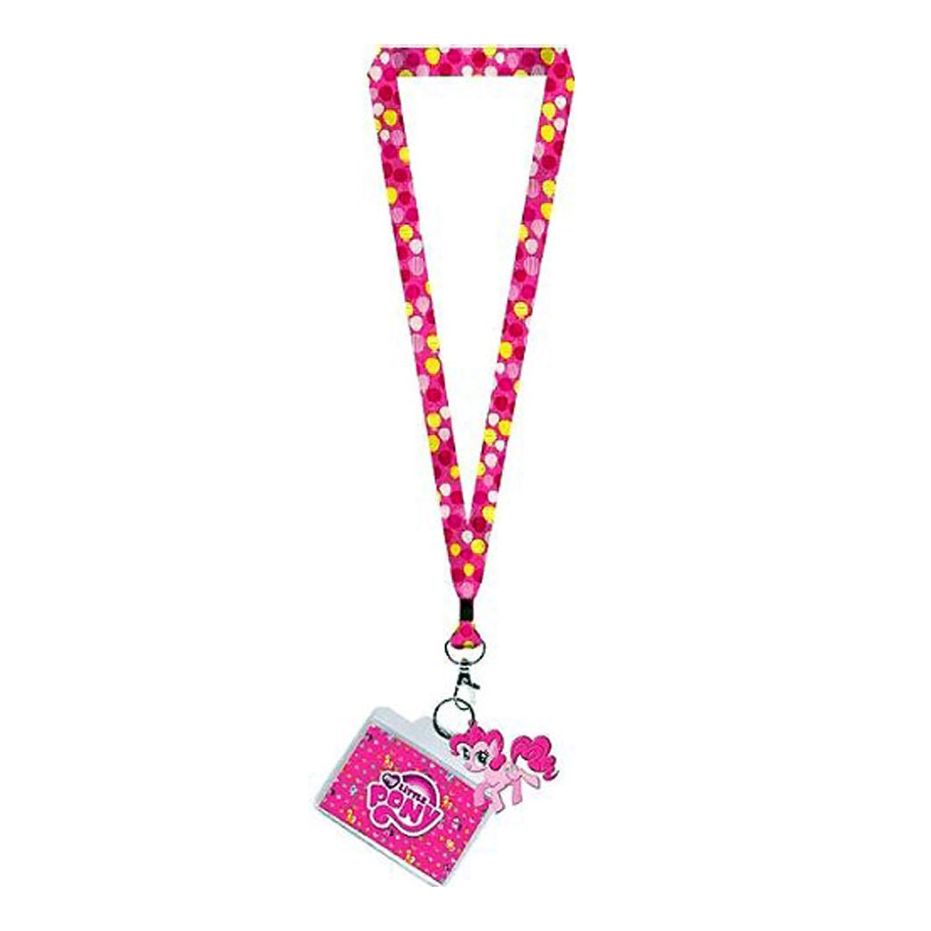 My Little Pony Pinkie Pie Lanyard with Charm