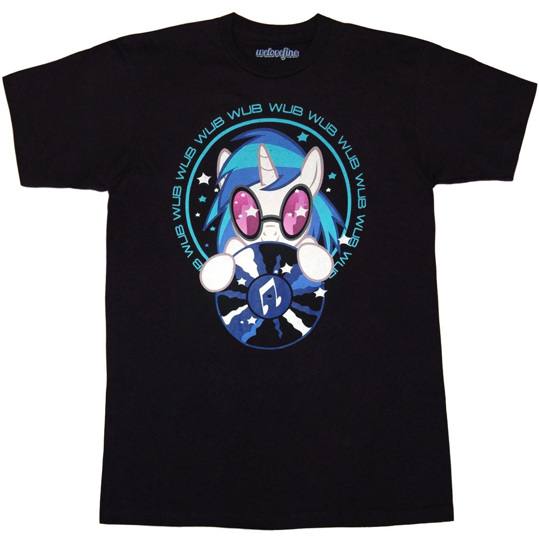 My Little Pony Wub To Wub You T-Shirt