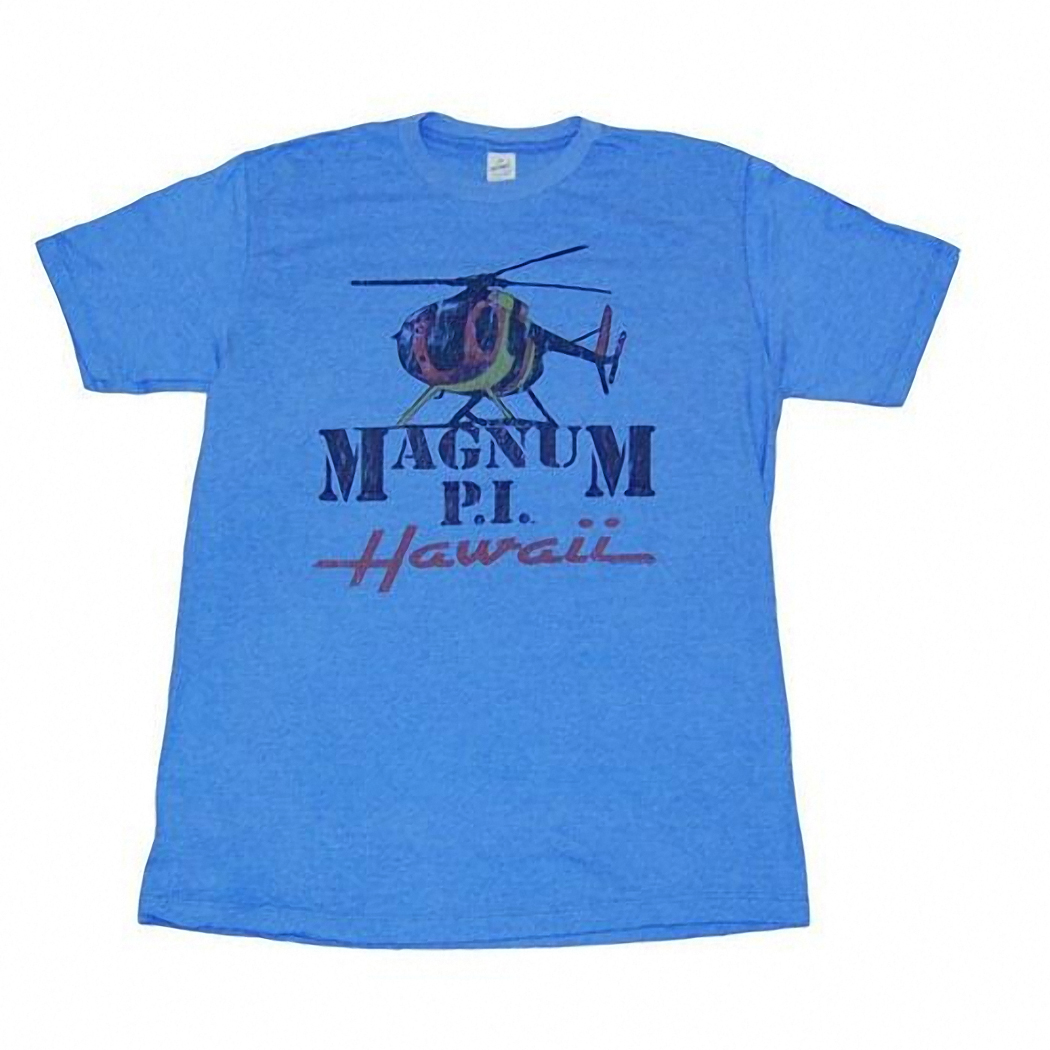 Magnum PI Flying Solo T-Shirt