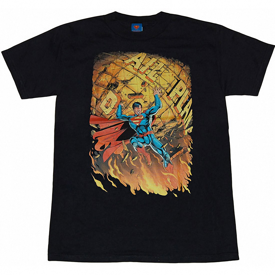 DC Comics New 52 Action Comics #1 T-Shirt