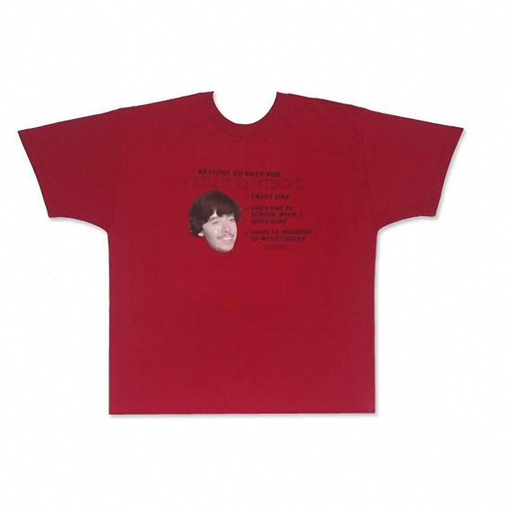 Napoleon Dynamite Reasons To Vote Adult T-Shirt