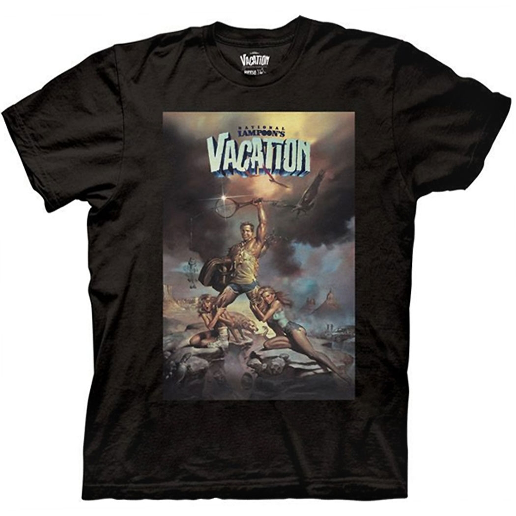 National Lampoon's Vacation Movie Poster T-Shirt