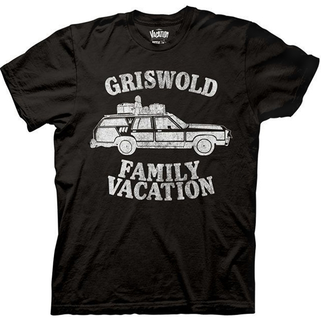National Lampoon's Griswold Family Vacation T-Shirt