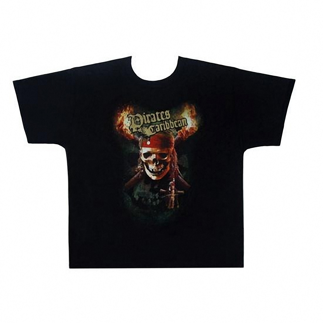 Pirates of the Caribbean Skull Kids T-Shirt