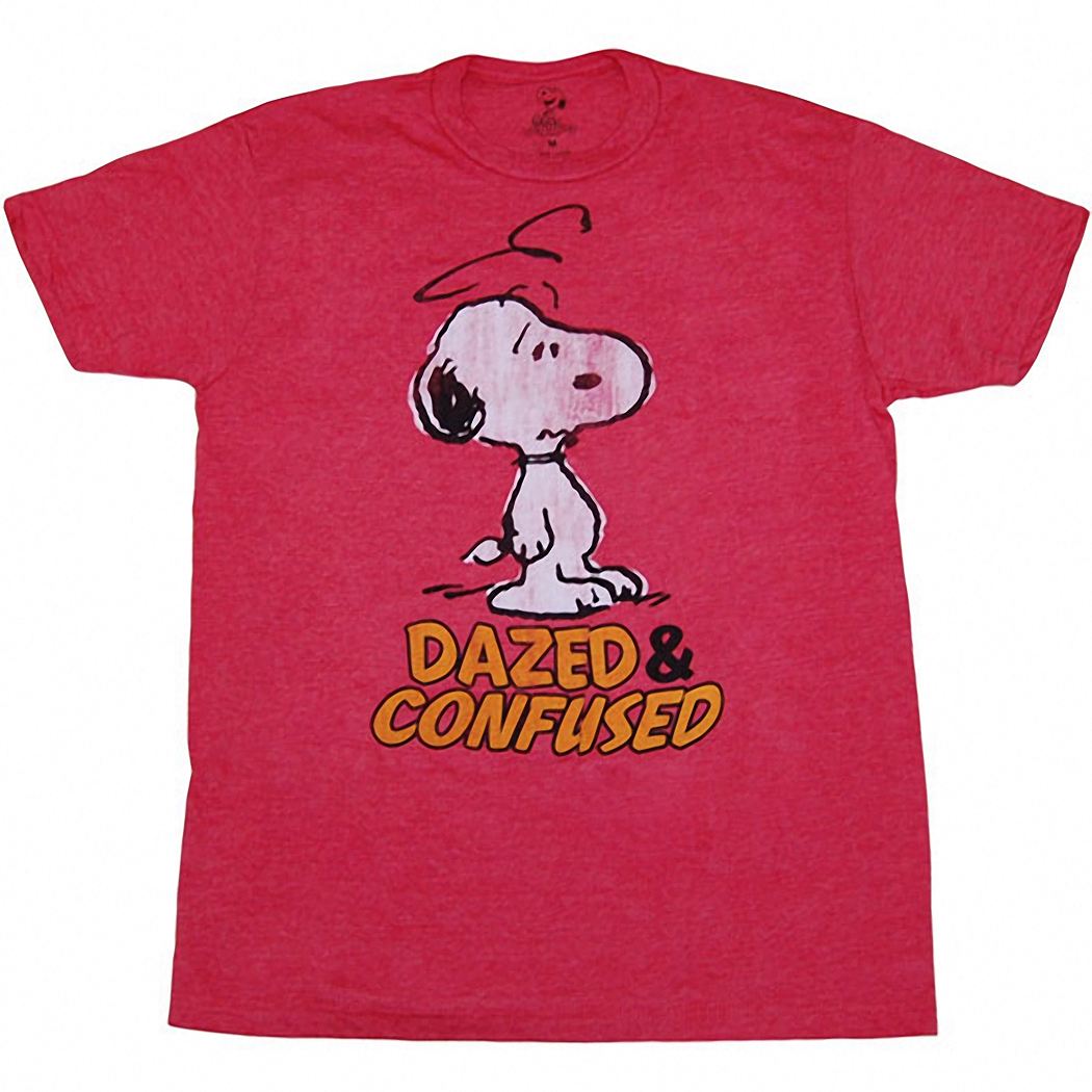 Snoopy Dazed & Confused T-Shirt