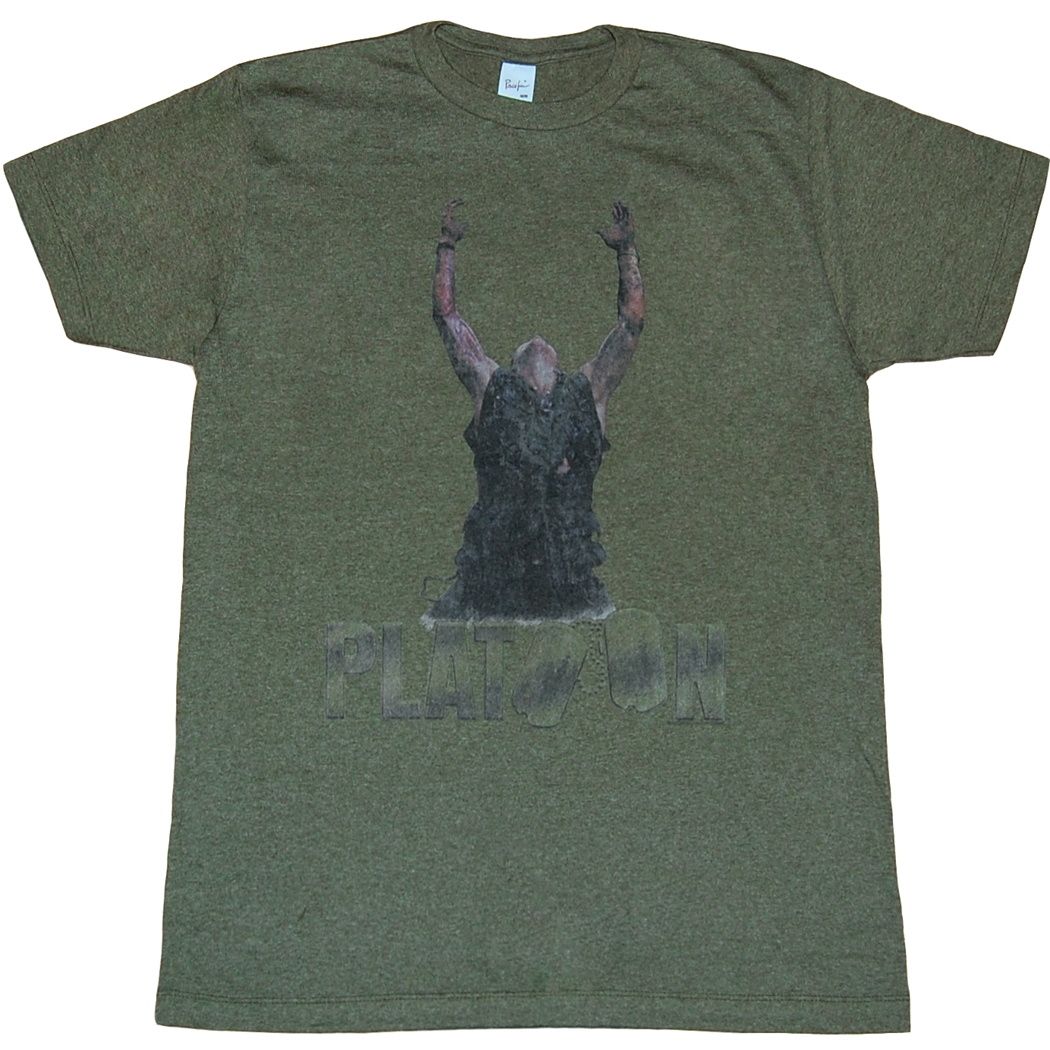 Platoon Movie Logo T-Shirt