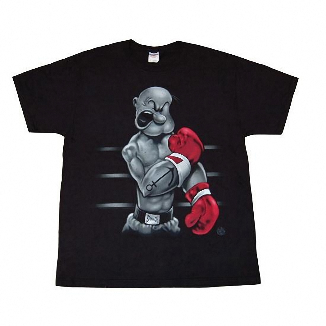 Popeye Knockout Punch T-Shirt