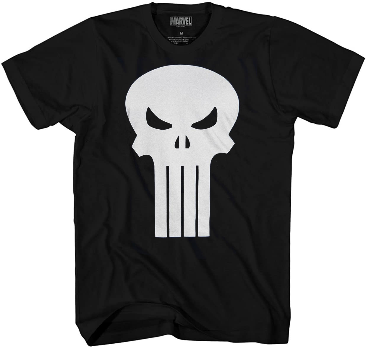 Punisher Classic Logo T-Shirt