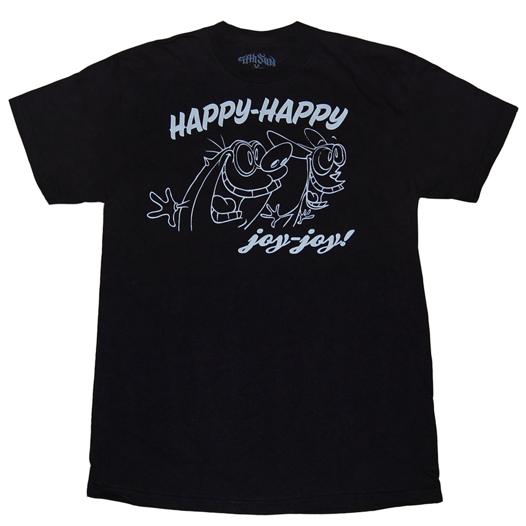 Ren and Stimpy Oh Joy T-Shirt