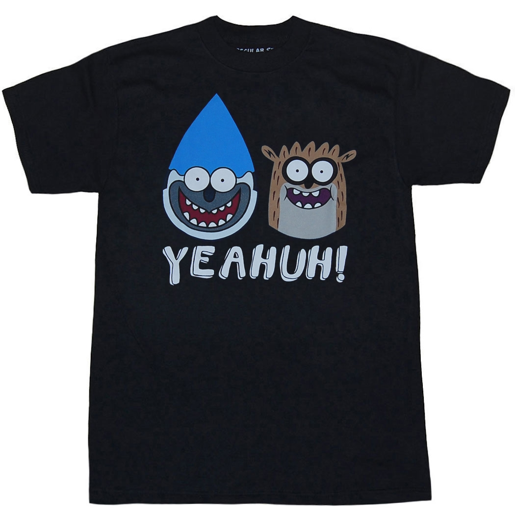 Regular Show Face Forward T-Shirt