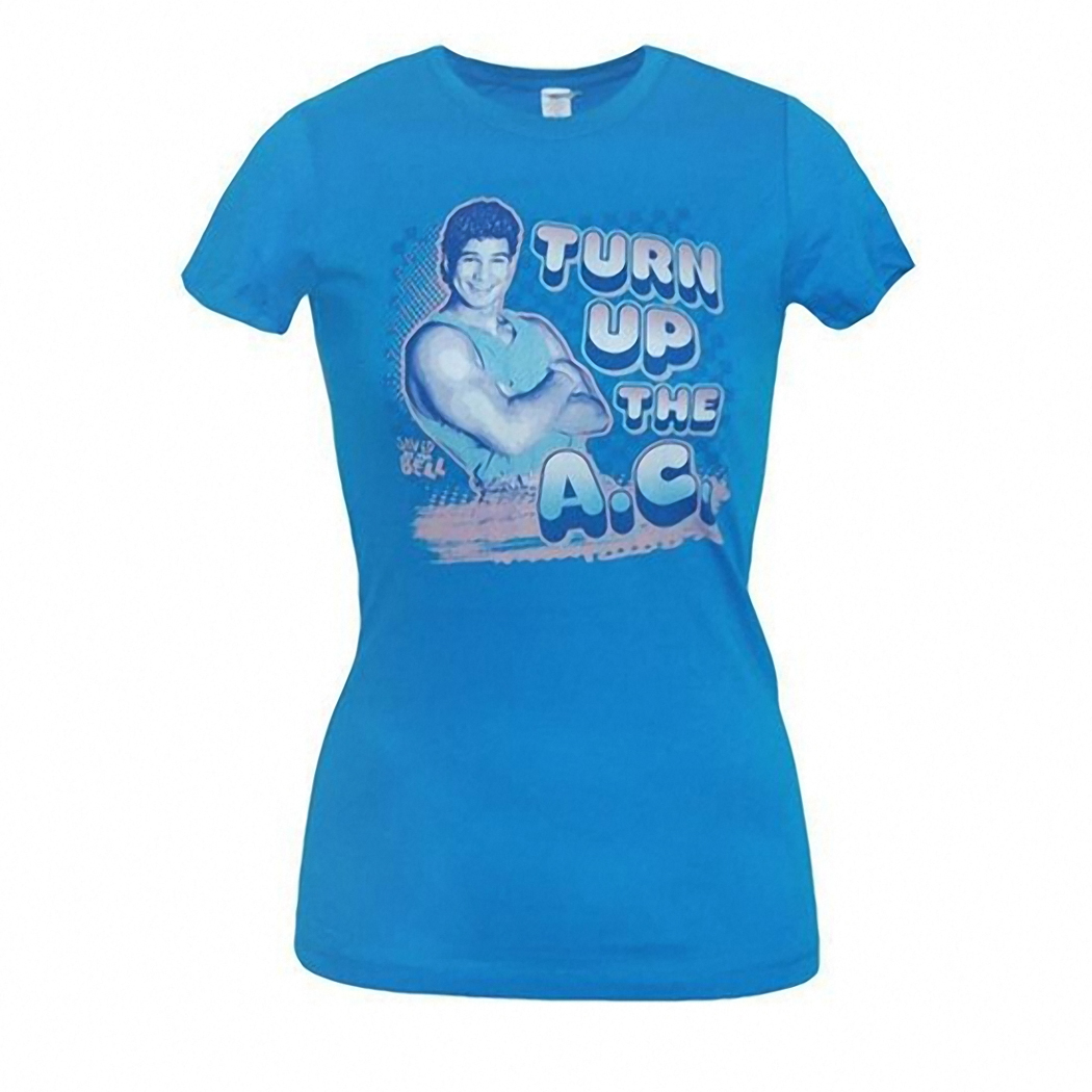 Turn Up the A.C. Junior Tee