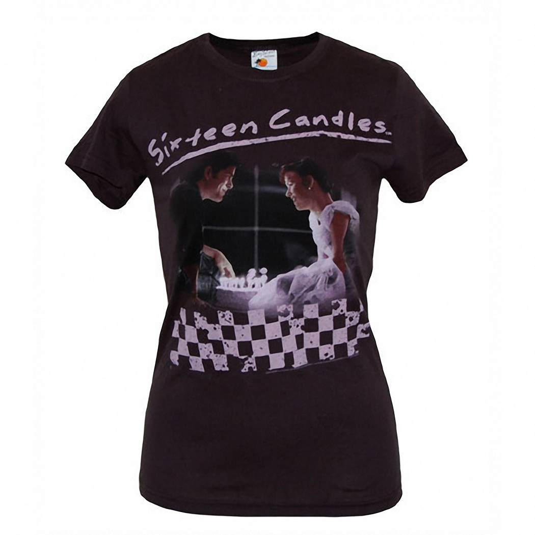 Sixteen Candles Birthday Cake Junior Tee