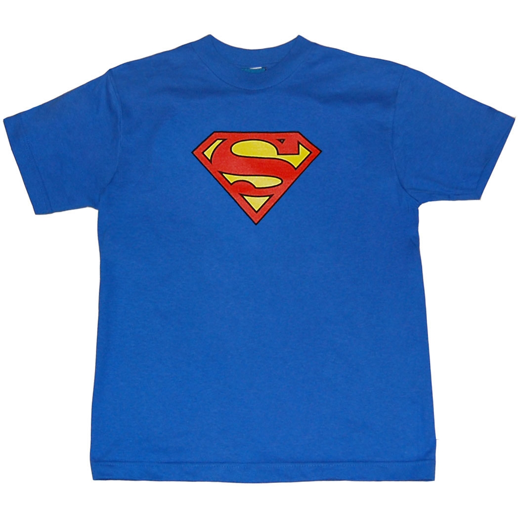 Superman Symbol Juvy Kids T-Shirt