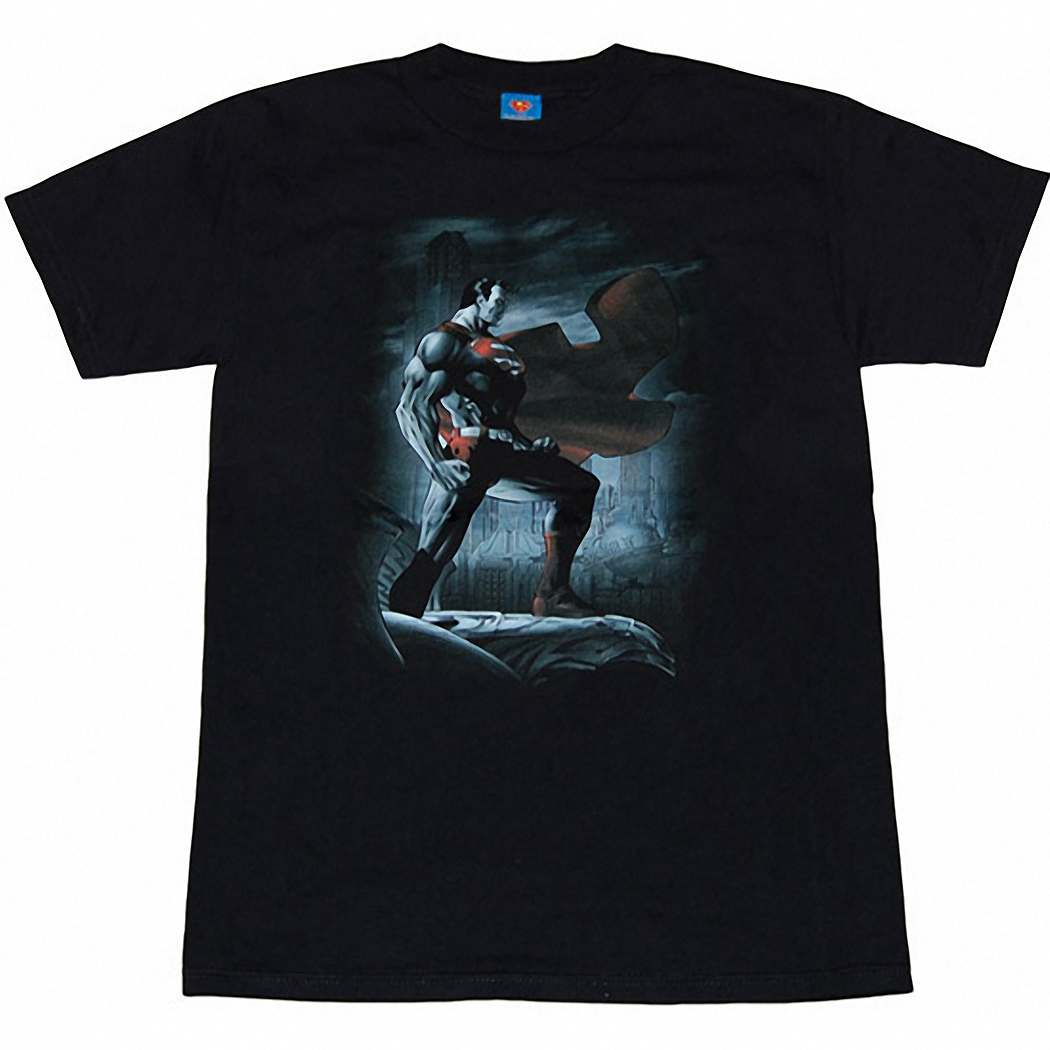 Superman Metropolis Guardian T-Shirts