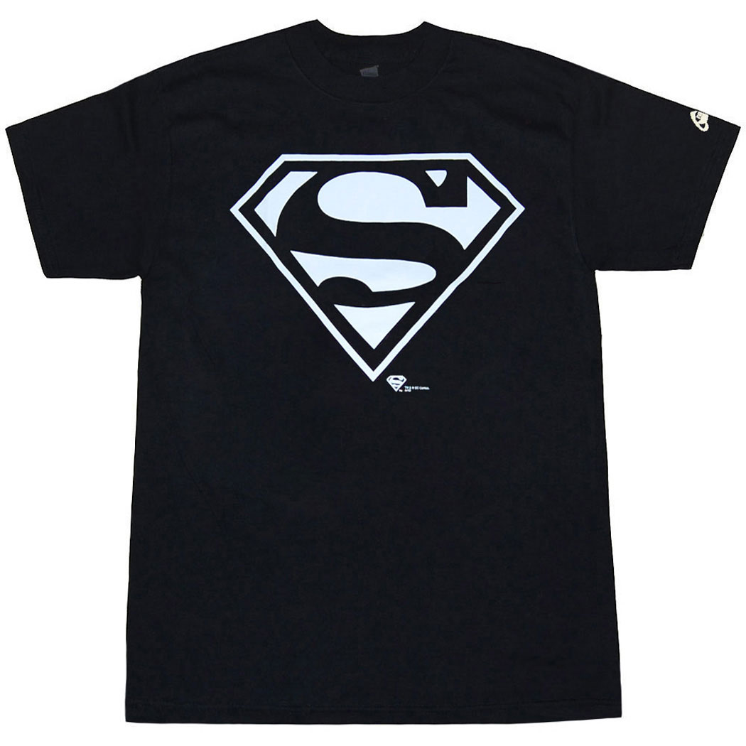 Superman Dark Symbol T-Shirt
