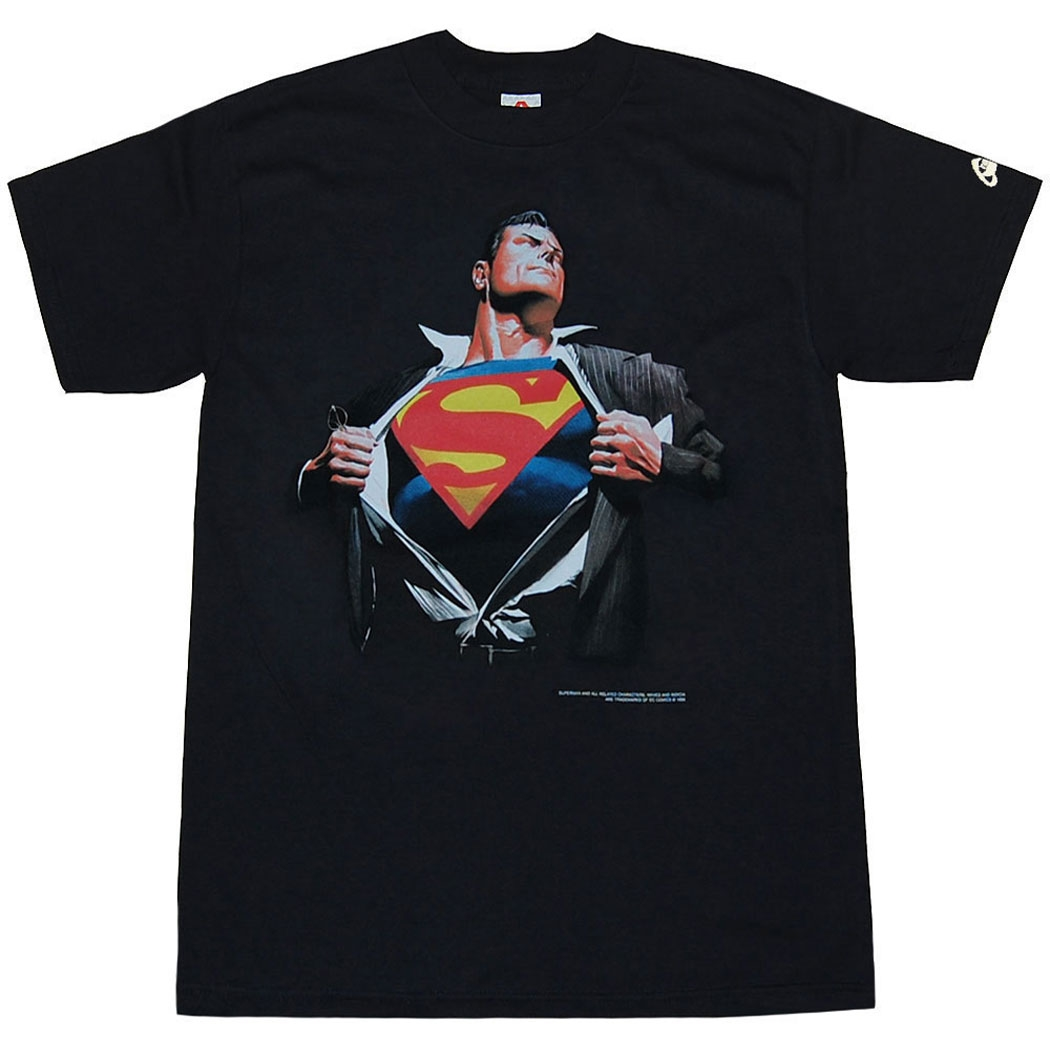 Superman Forever by Alex Ross T-Shirt