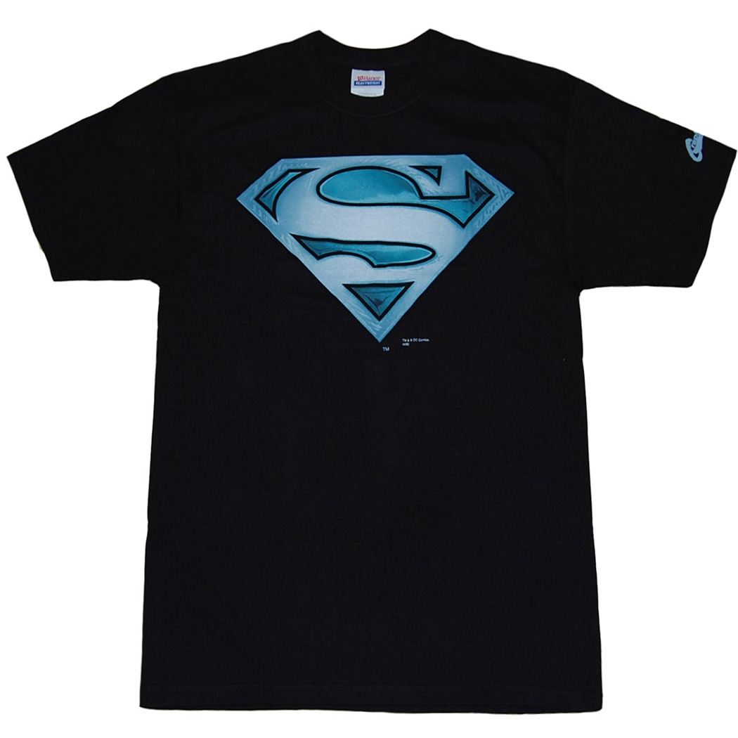 Superman Steel Symbol T-Shirt