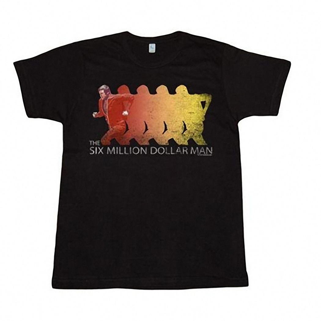 Six Million Dollar Man 6mil Run T-Shirt
