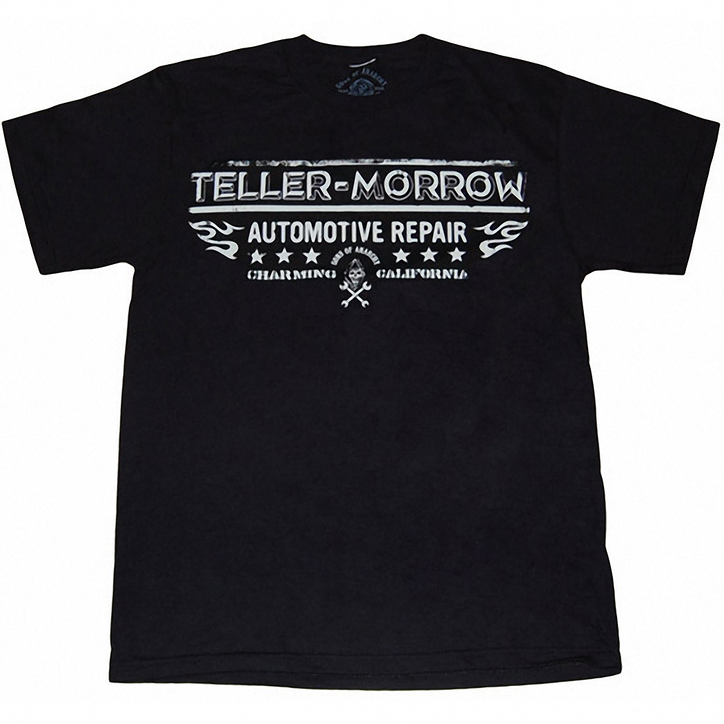 Sons Of Anarchy Teller Morrow Repair T-Shirt