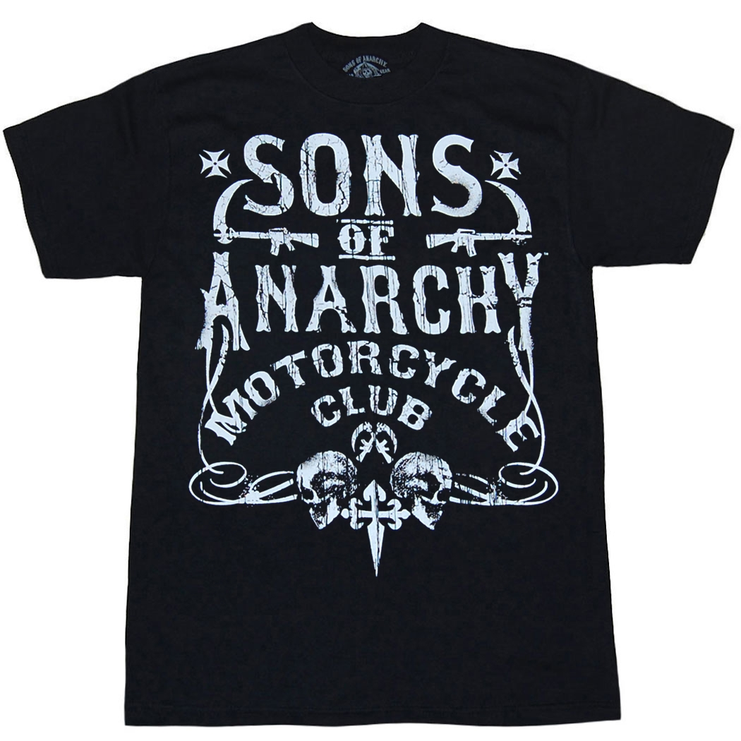 Sons Of Anarchy Motor Club T-Shirt
